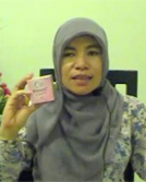 pelanggan oris breast cream